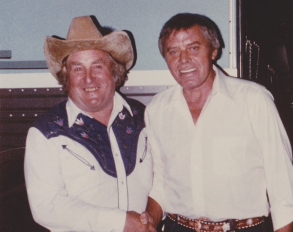 Buddy and Tom T Hall